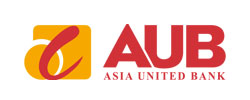 Asia United Bank Corporation Coupons