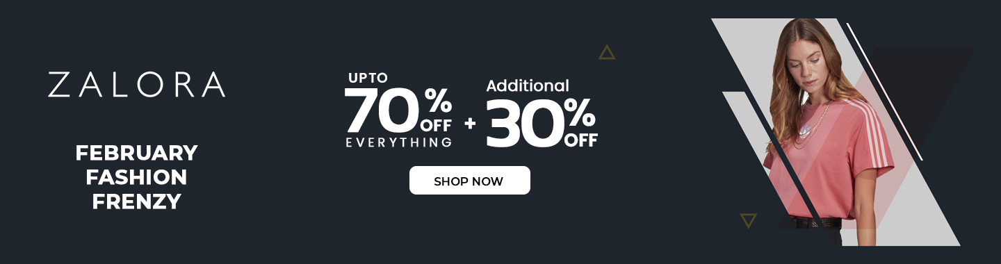 Zalora Offer