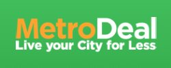 Metrodeal coupons